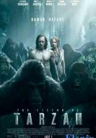 The Legend of Tarzan full movie