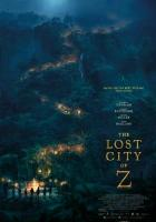 The Lost City of Z full movie