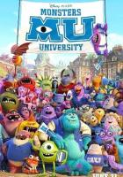 Monsters University full movie