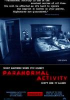 Paranormal Activity full movie