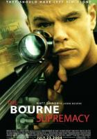 The Bourne Supremacy full movie