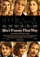 She's Funny That Way full movie
