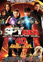 Spy Kids 4: All the Time in the World full movie
