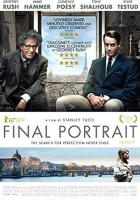 Final Portrait full movie