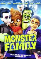 Monster Family full movie