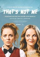That's Not Me full movie