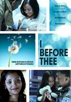 I Before Thee full movie