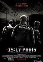 The 15:17 to Paris full movie