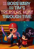 The Boss Baby and Tim's Treasure Hunt Through Time full movie