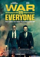 War on Everyone full movie
