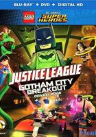 Lego DC Comics Superheroes: Justice League - Gotham City Breakout full movie