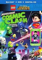 Lego DC Comics Super Heroes: Justice League - Cosmic Clash full movie