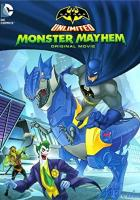 Batman Unlimited: Monster Mayhem full movie