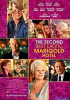 The Second Best Exotic Marigold Hotel full movie