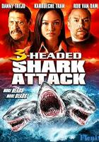 3-Headed Shark Attack full movie