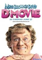 D' Mrs. Brown's Boys Movie full movie