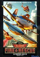 Planes: Fire & Rescue full movie