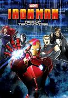 Iron Man: Rise of Technovore full movie