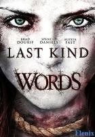 Last Kind Words full movie