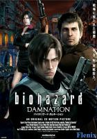 Resident Evil: Damnation full movie
