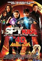 Spy Kids 4-D: All the Time in the World full movie