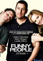 Funny People full movie