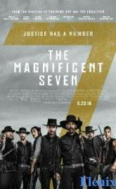 The Magnificent Seven full movie