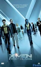 X-Men: First Class full movie