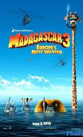 Madagascar 3: Europe's Most Wanted full movie