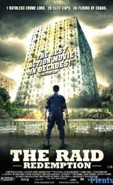 The Raid: Redemption full movie