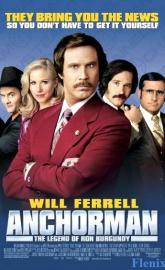 Anchorman: The Legend of Ron Burgundy full movie