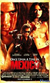 Once Upon a Time in Mexico full movie