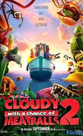 Cloudy with a Chance of Meatballs 2 full movie