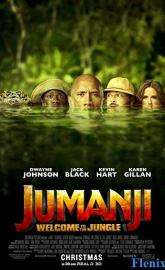 Jumanji: Welcome to the Jungle full movie
