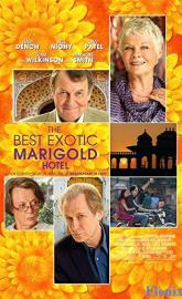 The Best Exotic Marigold Hotel full movie