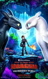 How to Train Your Dragon: The Hidden World full movie