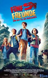 The Famous Five and the Valley of Dinosaurs full movie