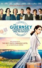 The Guernsey Literary and Potato Peel Pie Society full movie