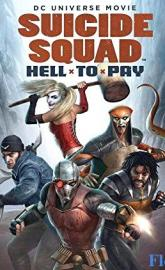 Suicide Squad: Hell to Pay full movie