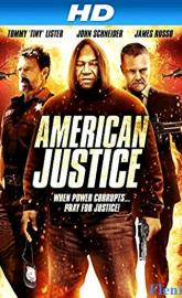 American Justice full movie