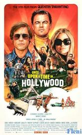 Once Upon a Time... in Hollywood poster
