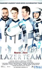 Lazer Team full movie