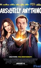 Absolutely Anything full movie
