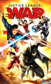 Justice League: War full movie