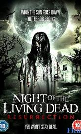 Night of the Living Dead: Resurrection poster