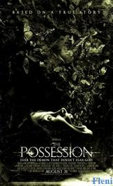 The Possession poster
