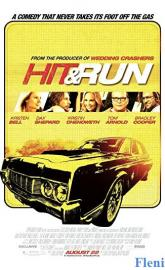 Hit and Run poster
