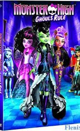 Monster High: Ghouls Rule! poster