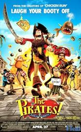 The Pirates! Band of Misfits full movie