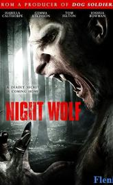 Night Wolf poster